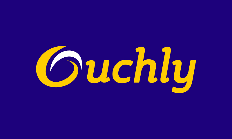 Ouchly - Health brand name for sale