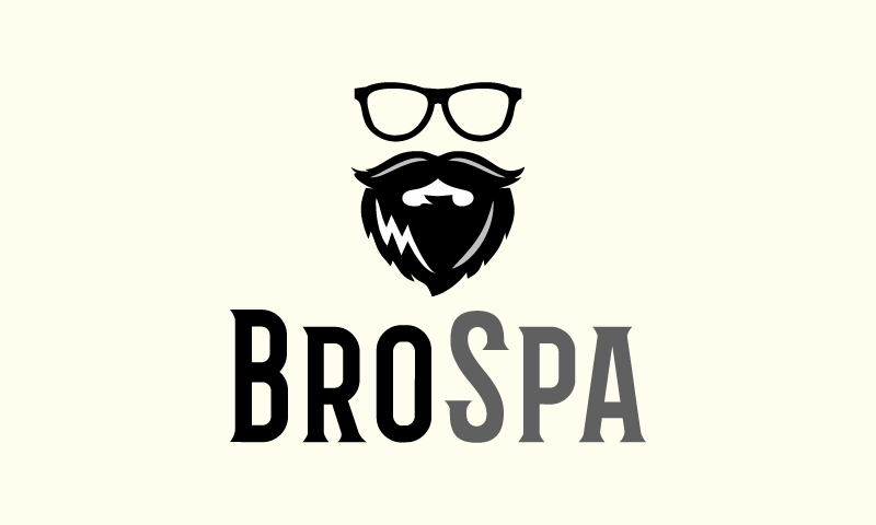 Brospa - Approachable startup name for sale