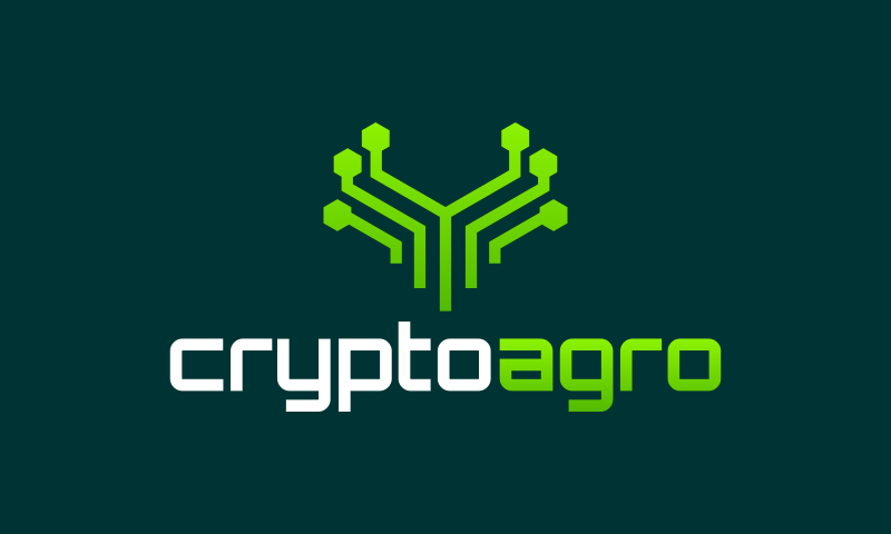 Cryptoagro - Cryptocurrency startup name for sale