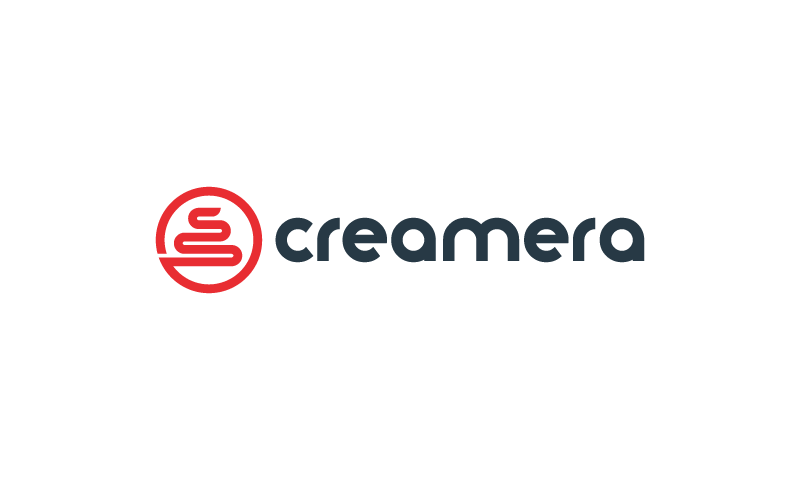 Creamera - Food and drink company name for sale