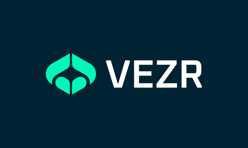 Vezr - Technology business name for sale