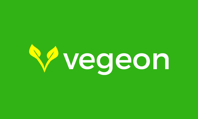 Vegeon - Retail business name for sale