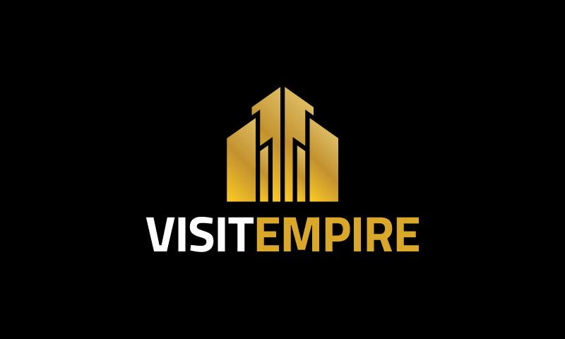 Visitempire - Internet domain name for sale