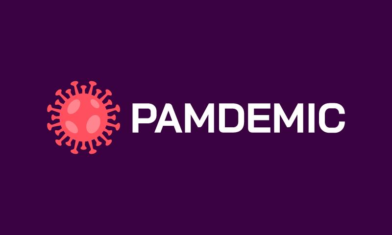 Pamdemic - Health brand name for sale