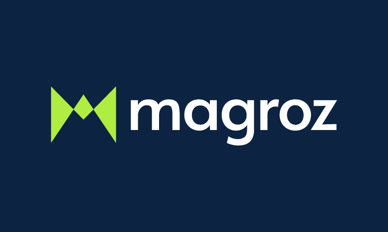Magroz - Audio product name for sale