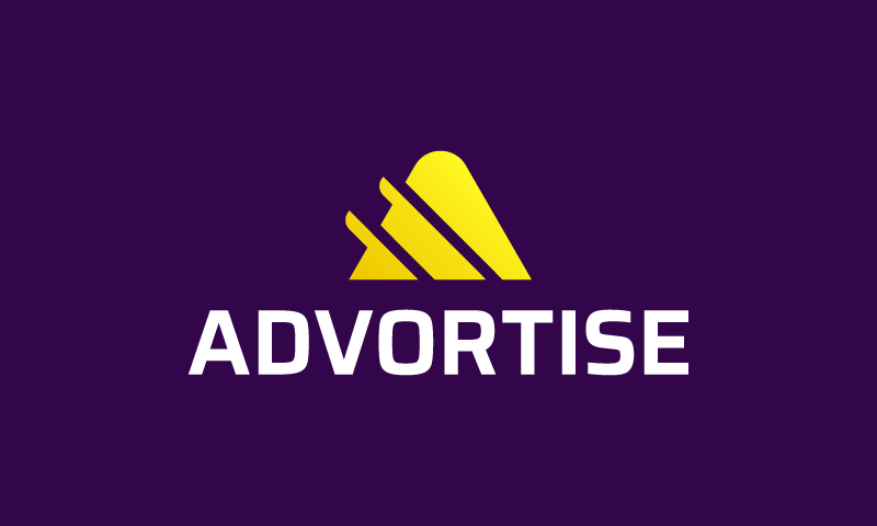 Advortise - Advertising company name for sale
