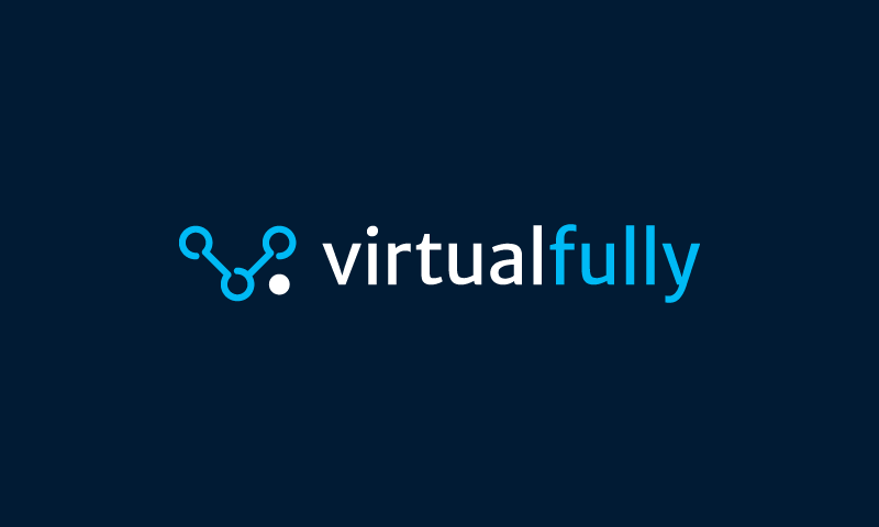 Virtualfully - VR startup name for sale