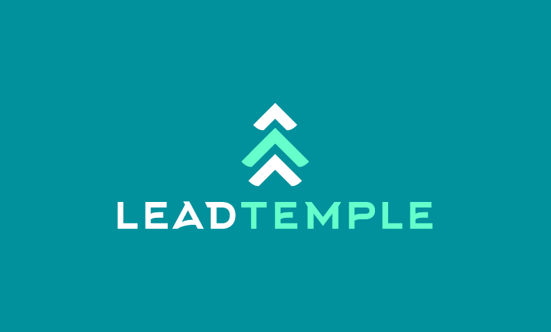 Leadtemple - Business startup name for sale