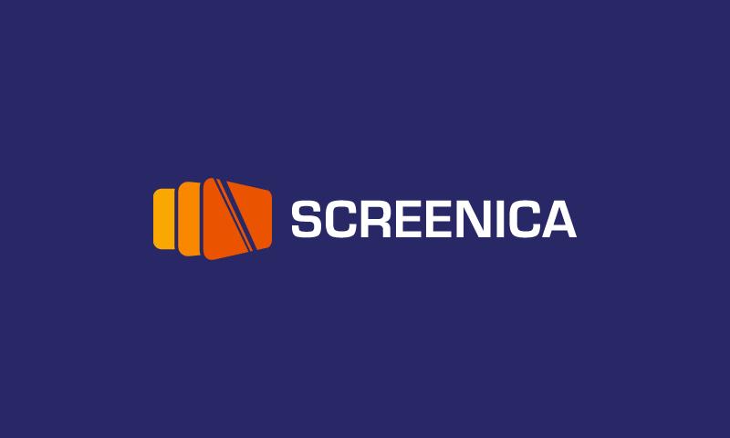 Screenica
