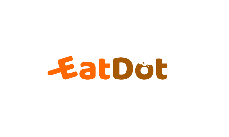 Eatdot - Food and drink business name for sale