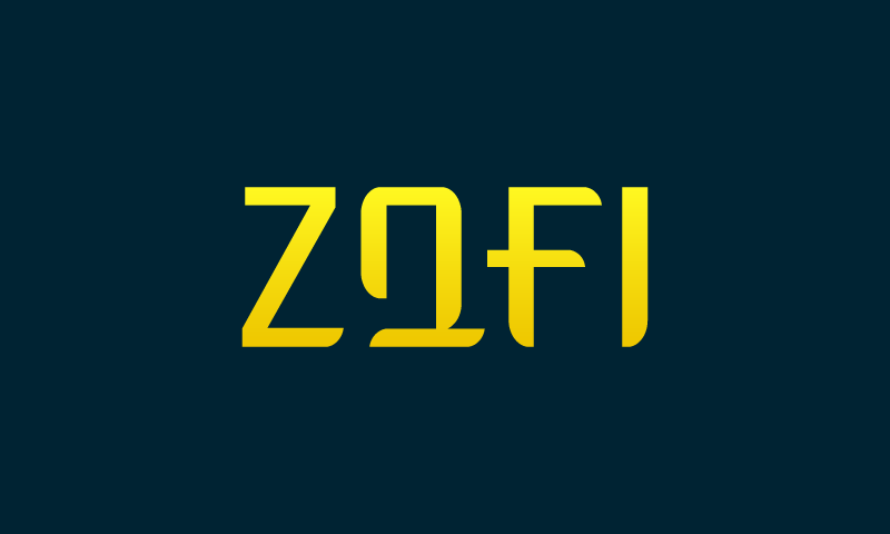 Zqfi - Modern company name for sale