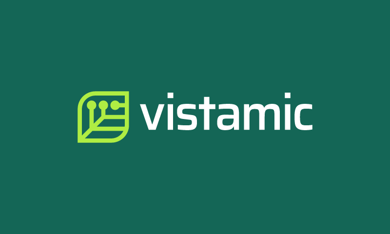 vistamic logo