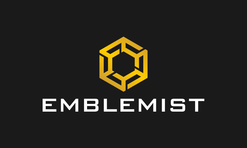 Emblemist - Media startup name for sale