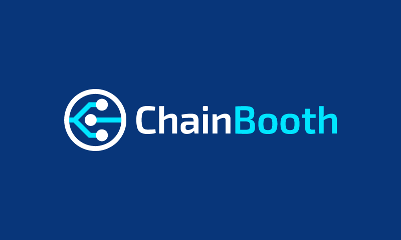 Chainbooth - Cryptocurrency company name for sale