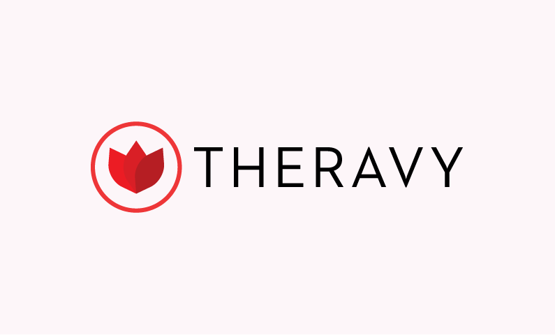 Theravy - Delighted name for joyful business