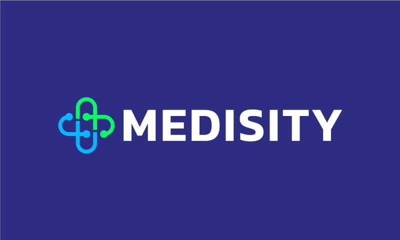 Medisity - Healthcare brand name for sale