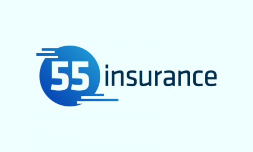 55insurance - Insurance brand name for sale