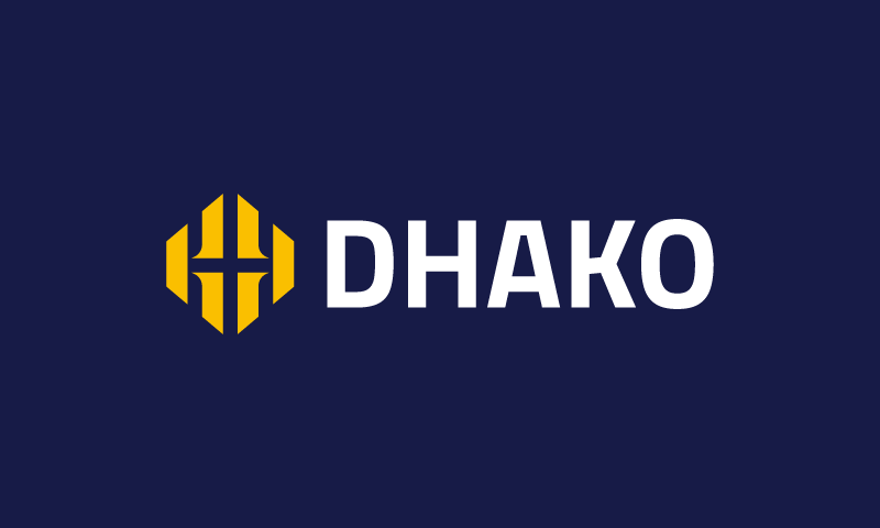 Dhako - Retail domain name for sale