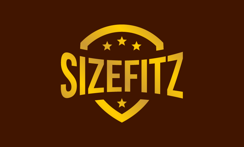 Sizefitz - Clothing business name for sale