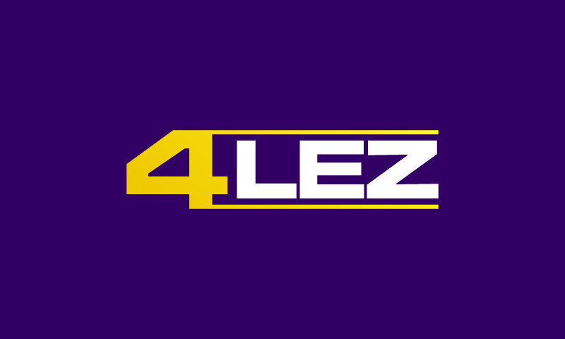 4lez - Technology business name for sale