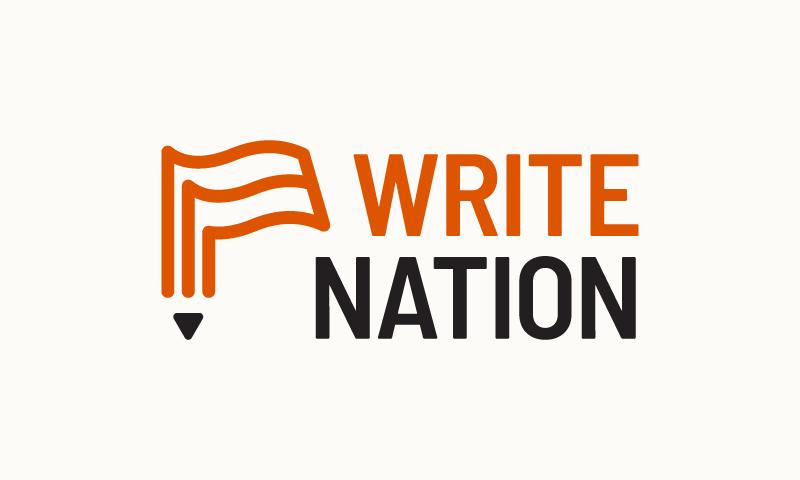 WriteNation logo