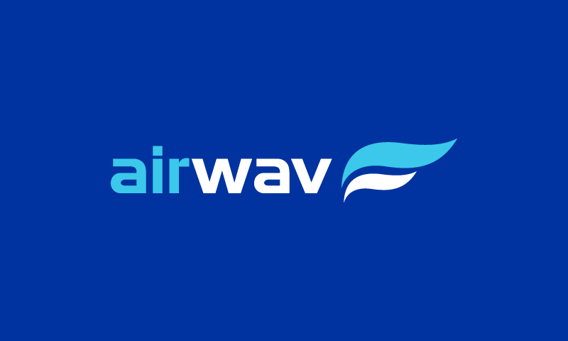 Airwav - Telecommunications domain name for sale