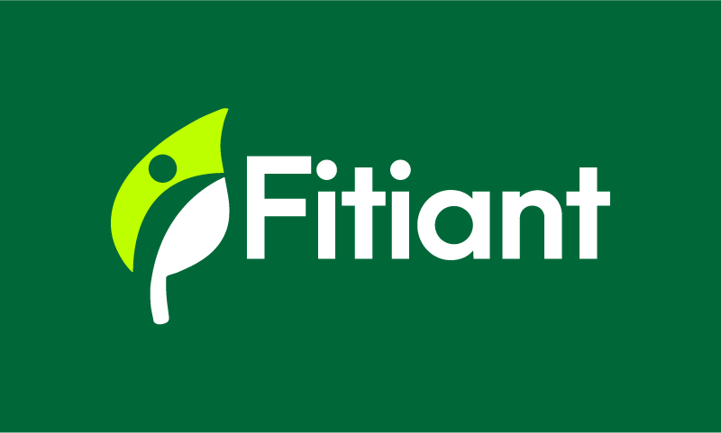 Fitiant - Fitness business name for sale