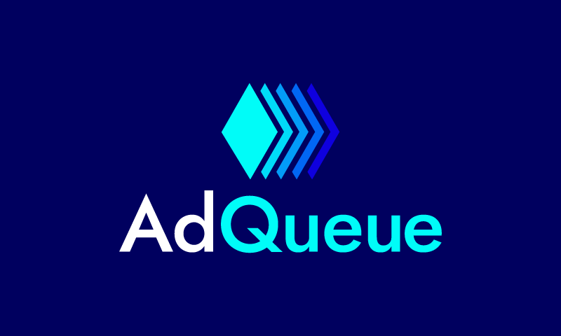 Adqueue - Advertising company name for sale