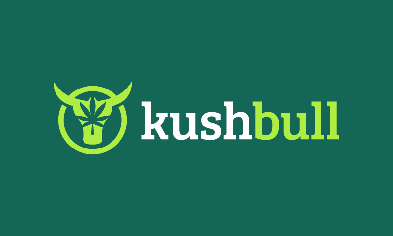 Kushbull - Retail company name for sale