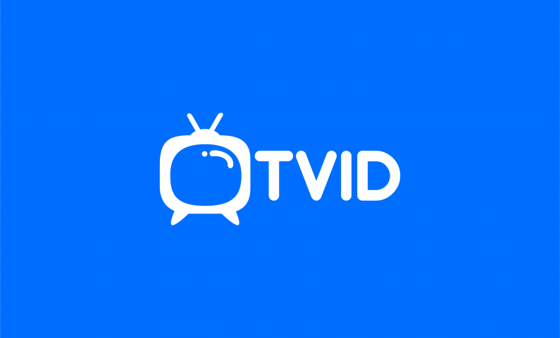 Tvid - Media company name for sale