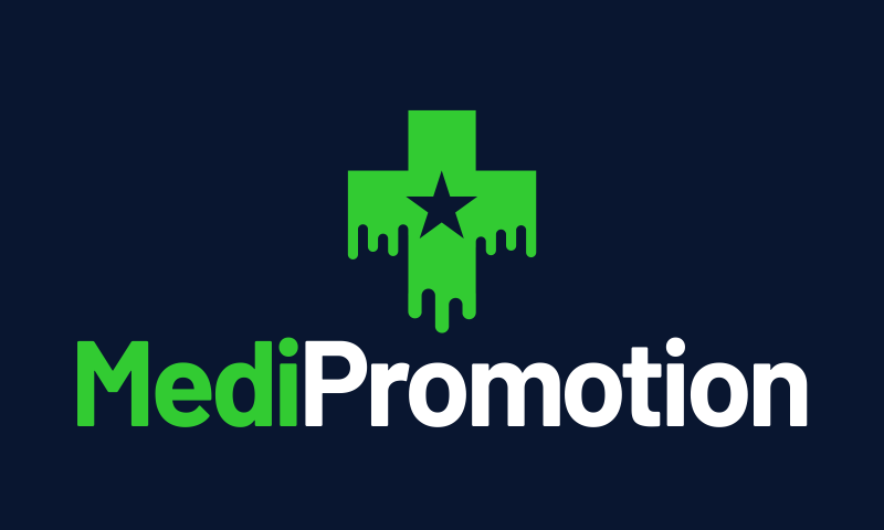 Medipromotion - Healthcare company name for sale