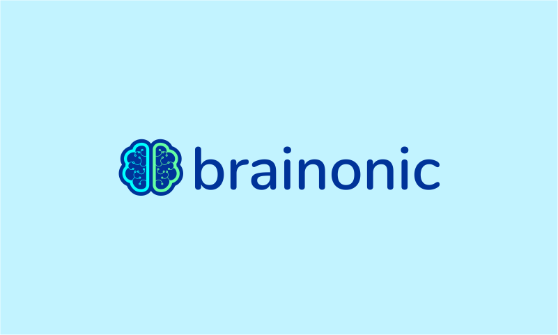 Brainonic - Business startup name for sale