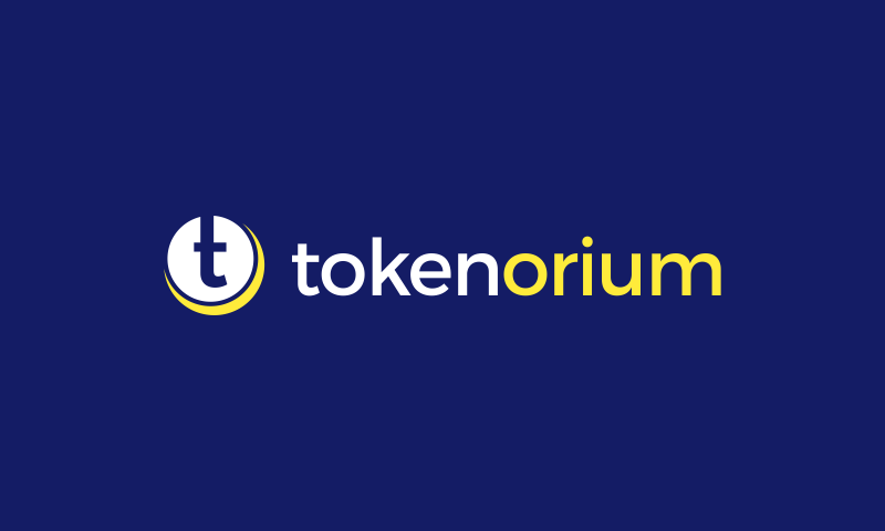 Tokenorium - Cryptocurrency company name for sale