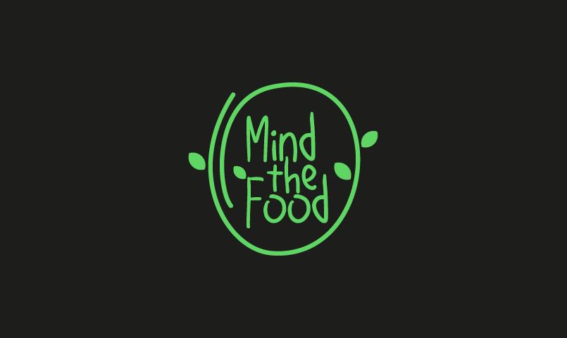 Mindthefood - Diet startup name for sale