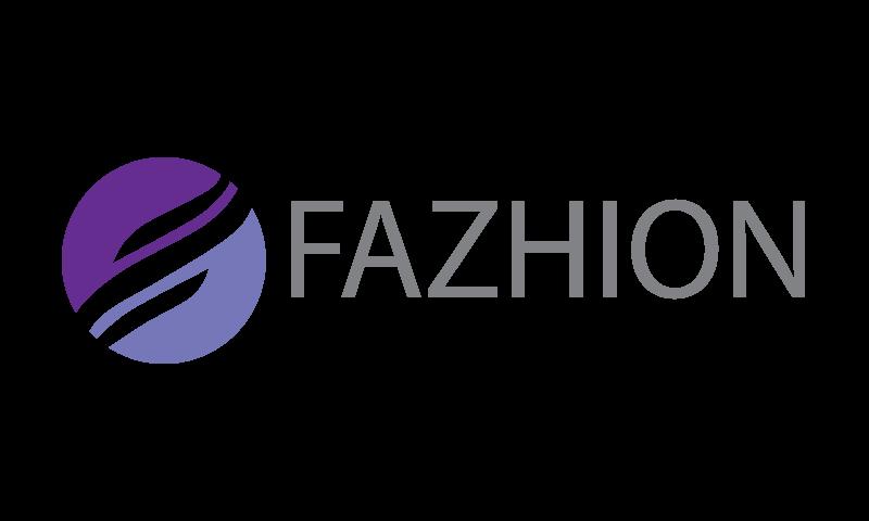 Fazhion - Fashion company name for sale