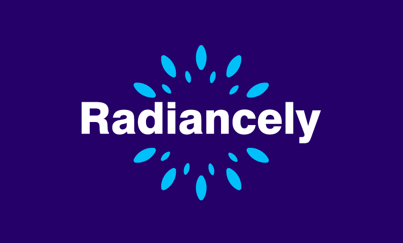 Radiancely - E-commerce company name for sale