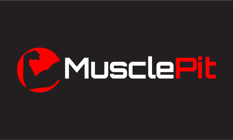 Musclepit - Healthcare startup name for sale