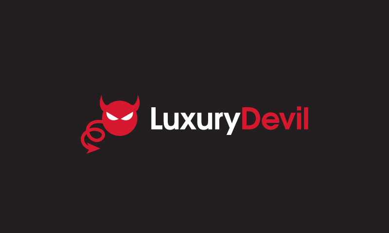 Luxurydevil - Clothing company name for sale