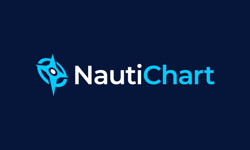 Nautichart - Business brand name for sale