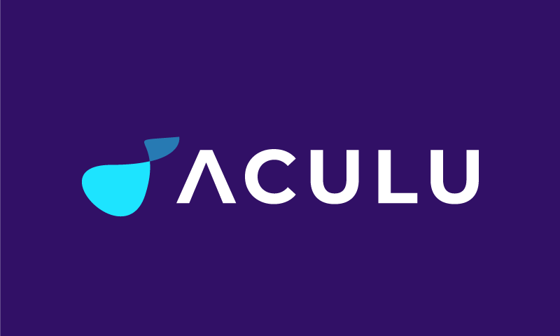 Aculu - Business brand name for sale