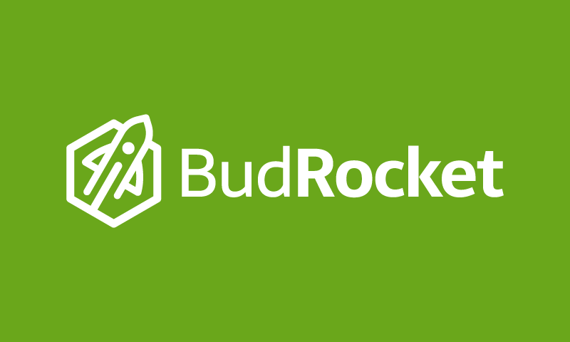 Budrocket - E-commerce business name for sale
