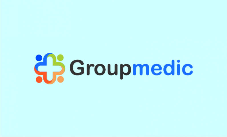 Groupmedic - Healthcare brand name for sale