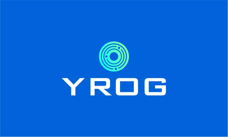 yrog logo