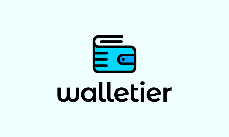 Walletier - Payment domain name for sale