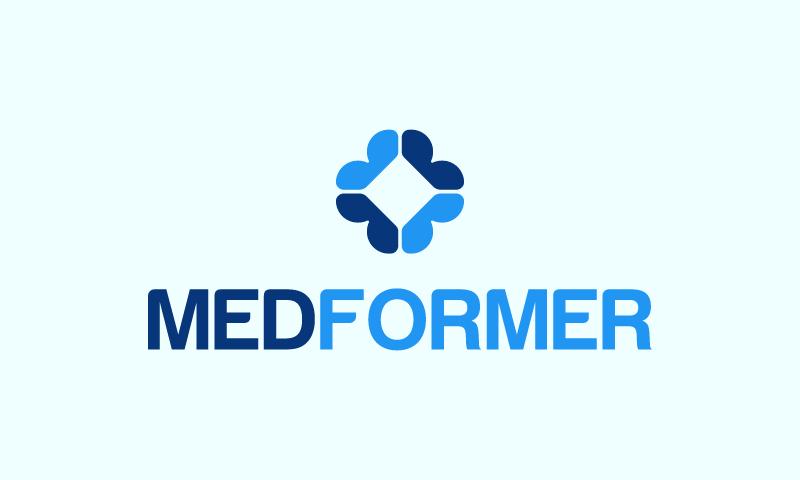Medformer - Media domain name for sale