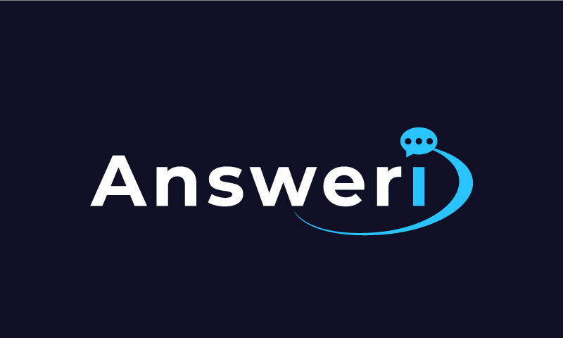 Answeri - Professional networking company name for sale