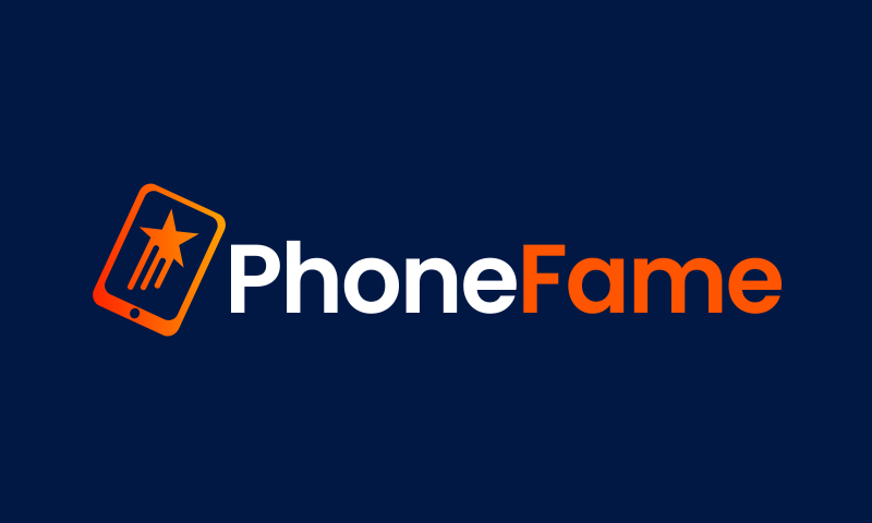 Phonefame - Mobile startup name for sale