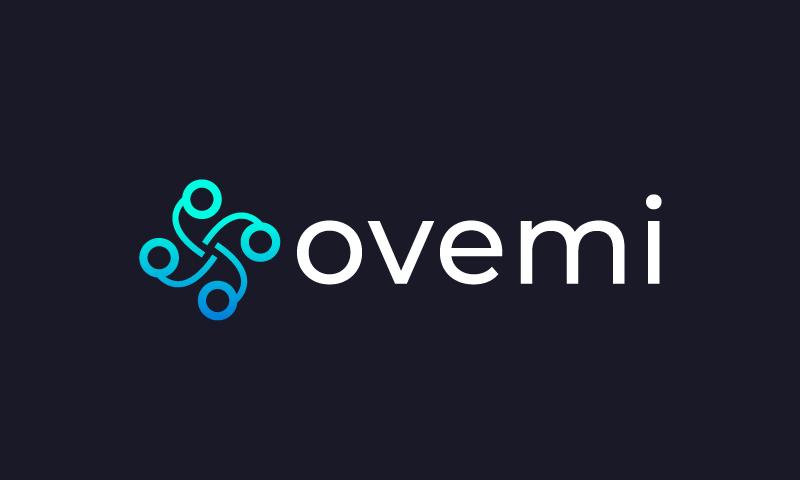 Ovemi - Marketing company name for sale