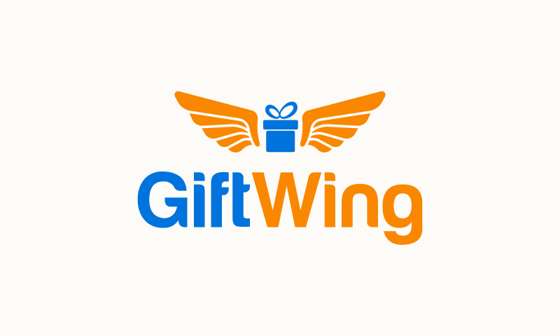Giftwing - E-commerce brand name for sale