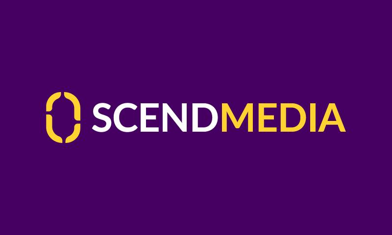 scendmedia logo